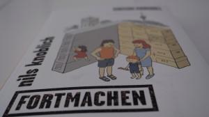 """Nils Knoblich Comic """"Fortmachen"""" ab sofort im Handel!"""