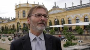 """Prof. Dr. Uwe Leprich, Abteilungsleiter """"Klimaschutz und Energie"""" des Umweltbundesamtes"""